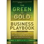 【预订】The Green to Gold Business Playbook How to Implement Su
