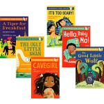 Bloomsbury Young Reader Turquoise 青绿色 英文原版分级读物5册 约750字 全彩插图