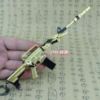 精品CF穿越火线武器王者之魂雷神M4A1合金模型挂件玩具玩具礼物