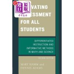 【中商海外直订】Activating Assessment for All Students: Differentia
