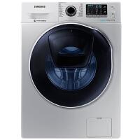三星(SAMSUNG)9公斤洗烘一体机智能变频节能洗护泡泡净滚筒洗衣机WD90K5410OS/SC
