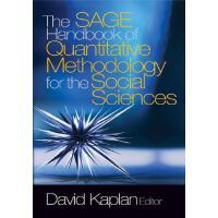 【预订】The Sage Handbook of Quantitative Methodology for the So