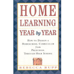 HOME LEARNING YEAR BY YEAR(ISBN=9780609805855) 英文原版