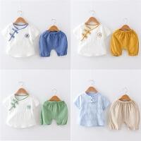 童装男童女宝宝婴儿童衣服短袖儿童套装