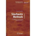 【预订】Stochastic Methods 9783540707127