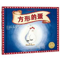 海豚绘本花园:方形的蛋(平),克莉丝汀・诺曼-菲乐蜜,上海人民美术出版社,9787558608957