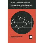 【预订】Elektronische Messtechnik: Messsysteme Und Schaltungen