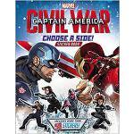 【预订】Marvel's Captain America: Civil War: Choose a Side Stic