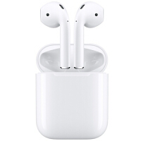 苹果(Apple) 新款AirPods2代/AirPods无线蓝牙耳机 支持ipad/iphone AirPods2(