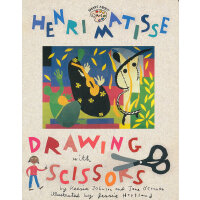 Henri Matisse: Drawing with Scissors 亨利・马蒂斯:用剪刀画画 978044842