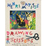 Henri Matisse: Drawing with Scissors 亨利・马蒂斯:用剪刀画画 978044842