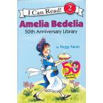 Amelia Bedelia 40th Anniversary Collection阿米利亚波德里亚五十周年纪念版(I Can Read,Level 2)ISBN9780060542382