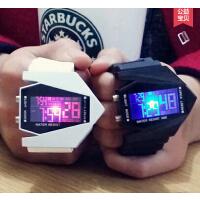 新款百搭韩国时尚LED防水电子表  学生手表 儿童手表
