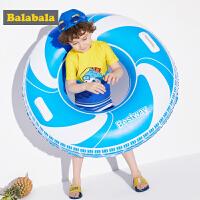 巴拉巴拉儿童泳镜防水防雾游泳镜男童眼镜时尚卡通硅胶眼镜装备男