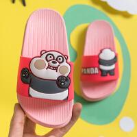 儿童凉拖鞋夏季居家男童女童小孩家用防滑可爱卡通拖鞋儿童男