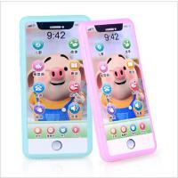 儿童多功能早教手机玩具 婴幼儿智能电话机故事机玩具货