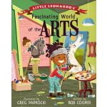 【预订】Little Leonardo's Fascinating World of the Arts