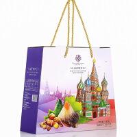 莫斯科餐厅-追忆繁华-粽子礼盒-800g