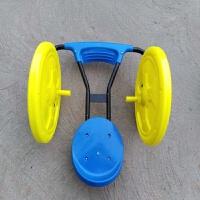 儿童手摇车扭扭车风火轮漂移飘逸旋转平衡车滑行 车溜溜悠悠3-8岁