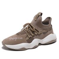 低帮鞋套脚懒人鞋透气学生篮球鞋男士冬季休闲鞋男运动鞋韩潮鞋