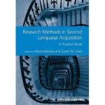 【预订】Research Methods in Second Language Acquisition - a Pra
