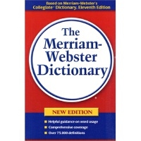 TheMerriam-WebsterDictionary韦氏词典 Inc. Merriam-Webster 9780877796367