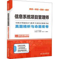 信息系统项目管理师真题精析与命题密卷 中国水利水电出版社