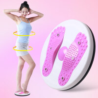 扭腰盘家用健身器材女柳腰器扭扭腰减肥器转转腰盘瘦腰器扭腰器