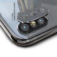 苹果x摄像头保护圈iphone X镜头膜XS后置摄像头贴膜iPhonexsmax手机镜头钢化膜iPhonexs max