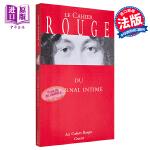 【中商原版】【法国法文版】小红书系列:优美法语诗 Le Cahier rouge du journal intime