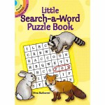 Little Search-a-Word Puzzle Book(【按需印刷】)