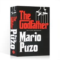 英文原版小说 The Godfather 教父 马里奥・普佐 Mario Puzo 被誉为男人的圣经 永恒黑帮经典奥斯