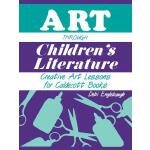 【预订】Art Through Children's Literature: Creative Art Lessons
