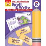 【预订】Spell & Write: Prek