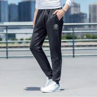 特步 男子针织长裤 时尚舒适运动休闲裤子882329639358