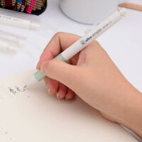 M&G/晨光 优品 陶瓷球珠中性笔 黑0.5mm(笔杆颜色随机)水笔/签字笔 碳素笔 AGPH2601 当当自营