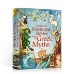 顺丰发货 古希腊神话 英文原版 Usborne Illustrated Stories from the Greek