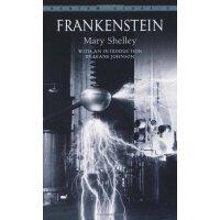 科学怪人英文原版小说英文版 Frankenstein Mary Shelley 玛丽・雪莱
