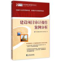 建设项目审计操作案例分析/现代内部审计操作案例分析丛书