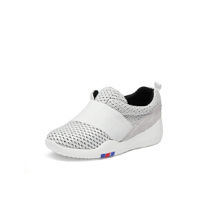 红蜻蜓旗下品牌  COOLALA女鞋秋冬休闲鞋鞋子女HTB7063