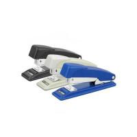 得力0315订书器 装订机 省力型订书机 彩色订书机 颜色随机