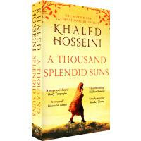 英文原版 灿烂千阳 A Thousand Splendid Suns 追风筝的人同作者 卡勒德 胡赛尼 当代文学 Kh
