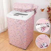 海尔老式双桶半自动洗衣机罩通用 5678910公斤防水防晒保护套K