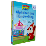 Scholastic Learning Express K2 学乐学习列车系列练习册K2 Ages 5-6(共5册)ISBN 9781000110043