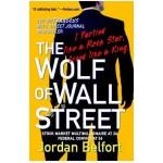 现货 英文原版 The Wolf of Wall Street 华尔街之狼 电影小说