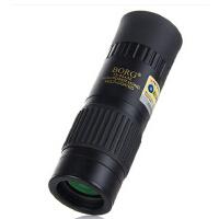 高倍高清夜视袖珍 望眼镜户外装备时尚广角单筒望远镜 1000倍手机录像拍照