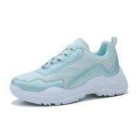 小白鞋女201春季韩版百搭平底板鞋休闲学生女鞋透气白鞋