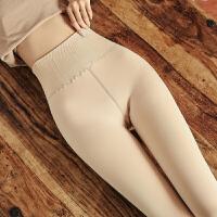 肉色裸感打底裤女外穿加绒加厚秋冬季光腿肤色高腰保暖连裤袜