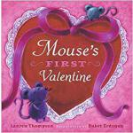 【预订】Mouse's First Valentine 9780689855856