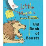 【预订】Little Mouse's Big Book of Beasts 9781481439299